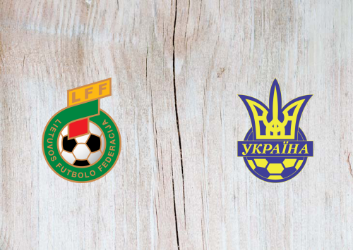 Lithuania vs Ukraine -Highlights 7 September 2019