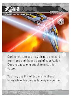 Dog Fight: Starship Edition Miss