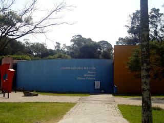 Parque Ecológico do Tietê - Museu do Tietê