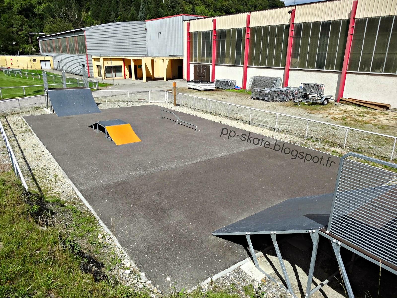 skatepark Moutiers