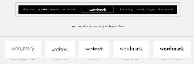http://wordmark.it/