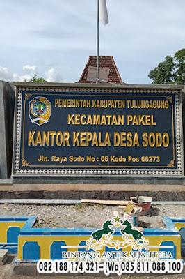 Nameboard Granit Tulungagung, Namboard Prasasti Marmer, Jual Nameboard Granit Hitam