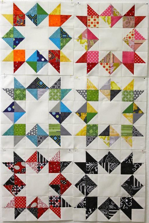 Inverted Star Quilt Tutorial