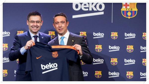 BEKO jadi penaja jersi latihan FC Barcelona