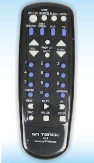 telecomando universale on tenck 404