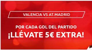 Mondobets promo Valencia vs Atletico 28-11-2020