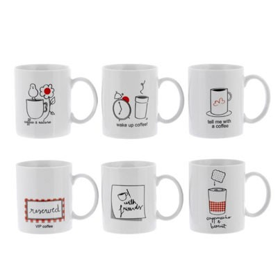 set de mugs originales