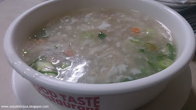 good taste restaurant baguio city birds nest soup