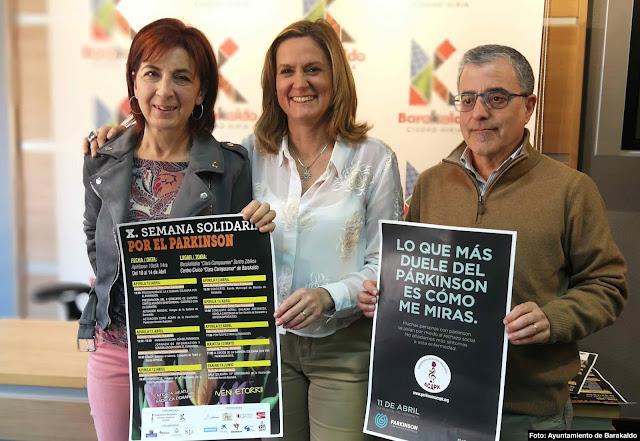 X Semana Solidaria por el Parkinson