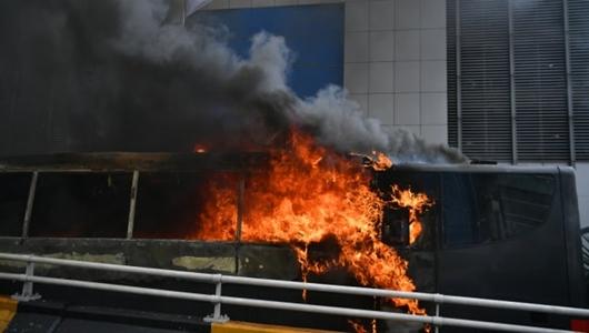 Pria Asal Bekasi Perusak Bus Brimob Saat Rusuh 22 Mei Ditangkap