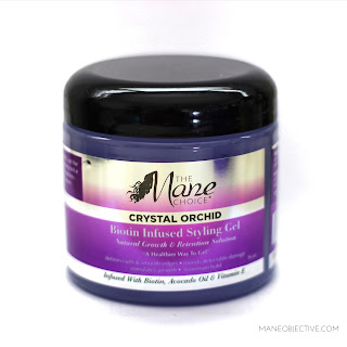 The Mane Choice Soft As Can Be 3-in1 Conditioner and Crystal Orchid Biotin Styling Gel Review