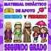 Material de apoyo Segundo Trimestre para 2º Segundo grado 2018-2019 (Enero-Febrero)