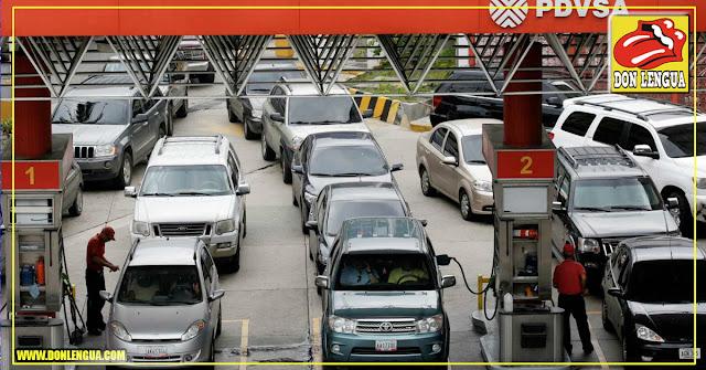 Maduro no le da gasolina a los Venezolanos pero si hay para los Rusos