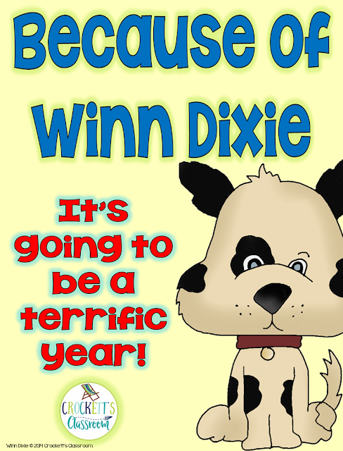 Because of Winn Dixie, it's going to be a terrific year.