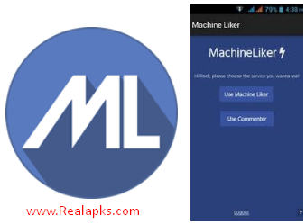 Machine Liker (FB Auto Liker) Apk Latest Version For Android