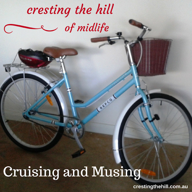 #midlife blog cresting the hill