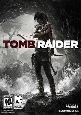 Capa do Tomb Raider 2013