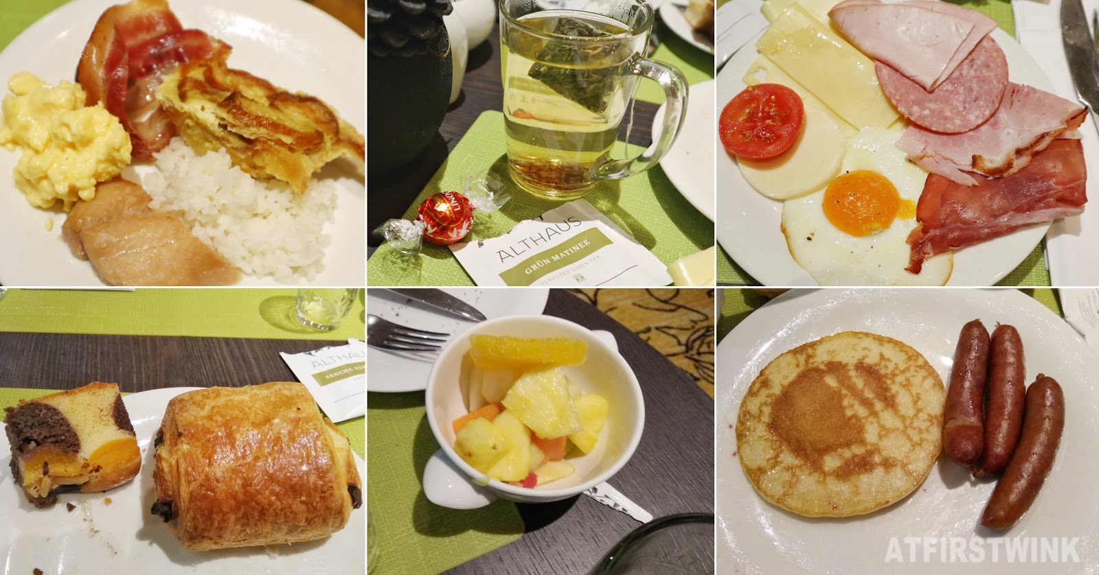 Hotel nikko dusseldorf breakfast buffet