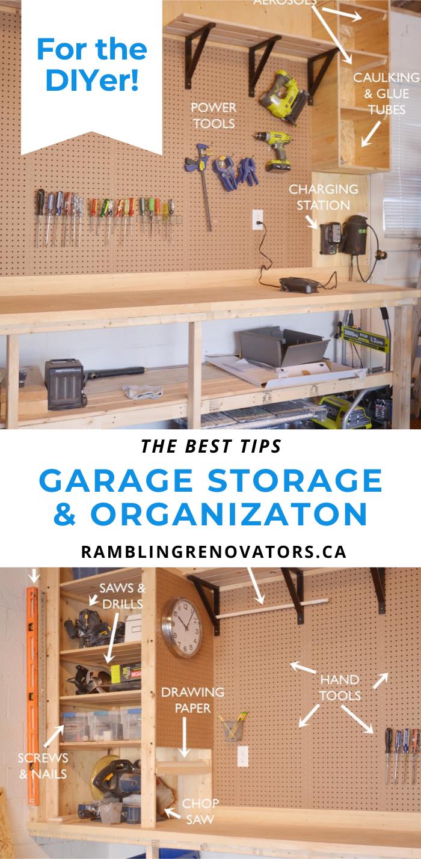 garage storage ideas, garage organization, diy garage storage, garage organization wall, garage storage system