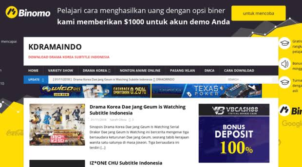 Situs Oppa.kdramaindo.tv