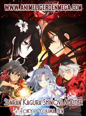 Senran Kagura Shinovi Master - Tokyo Youma Hen: Todos los Capítulos (12/12) [Mega - MediaFire - Google Drive] BD - HDL