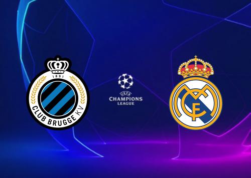 Club Brugge vs Real Madrid -Highlights 11 December 2019
