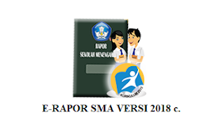 Updater E-Rapor SMA Versi 2018.c