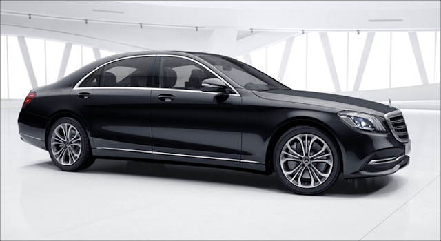 Đánh giá Mercedes S450 L Luxury 2021