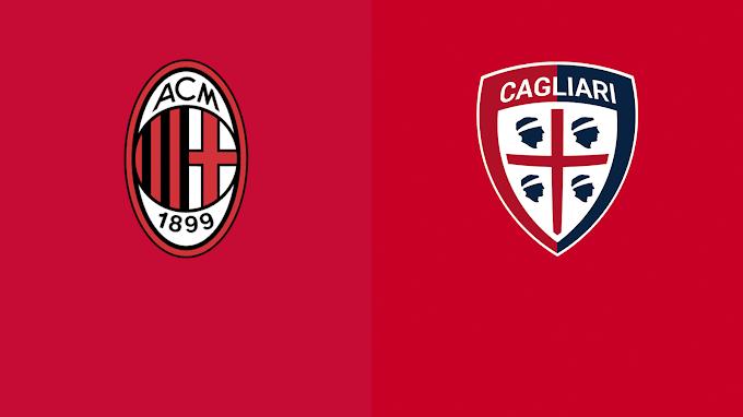 Watch Milan VS Cagliari Matche Live