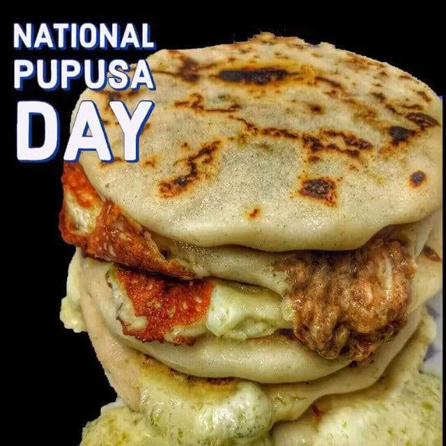 National Pupusa Day Wishes Images download