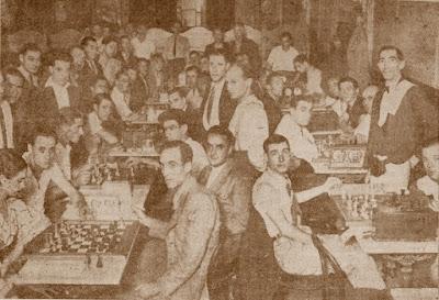 Campeonato de Catalunya 1ª categoría, 1934