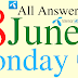 Telenor Quiz Today | 28 June 2021 | My Telenor App Today Questions and Answers | Test your Skills
