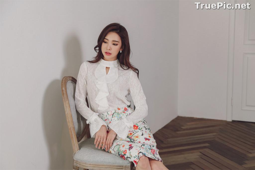 Image Korean Beautiful Model – Park Da Hyun – Fashion Photography #1 - TruePic.net - Picture-7