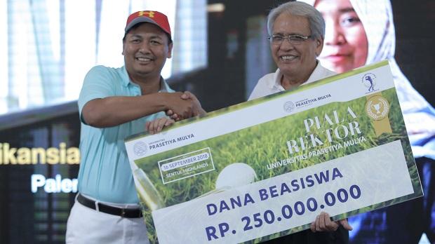 Universitas Prasetiya Mulya Menghadirkan Piala Rektor 2018