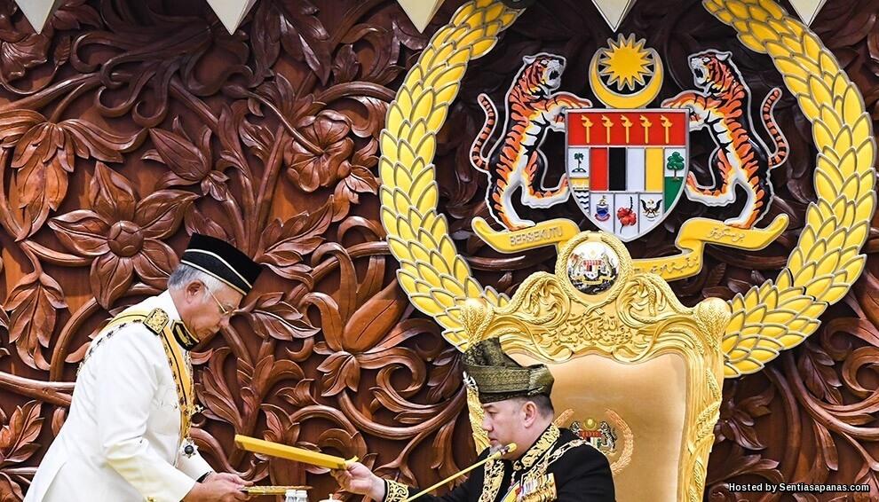Tarikh PRU14, Parlimen Bubar!