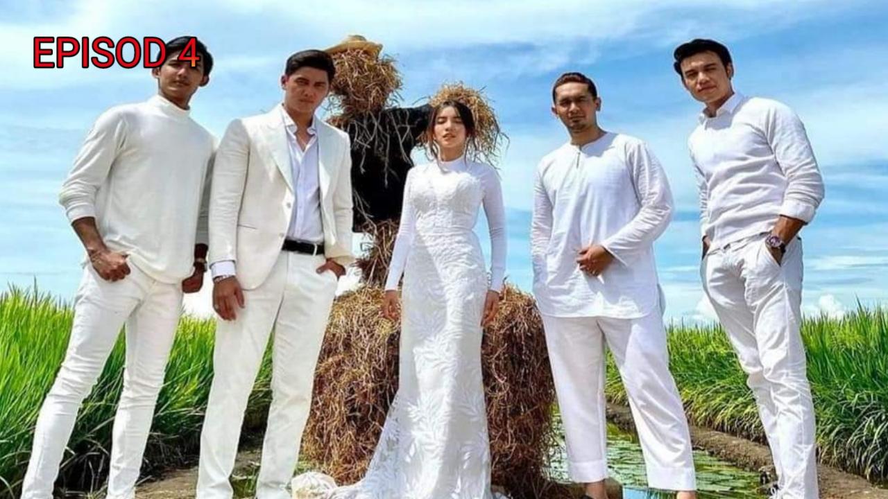 Tonton Drama Bidadari Salju Episod 4 (TV3)