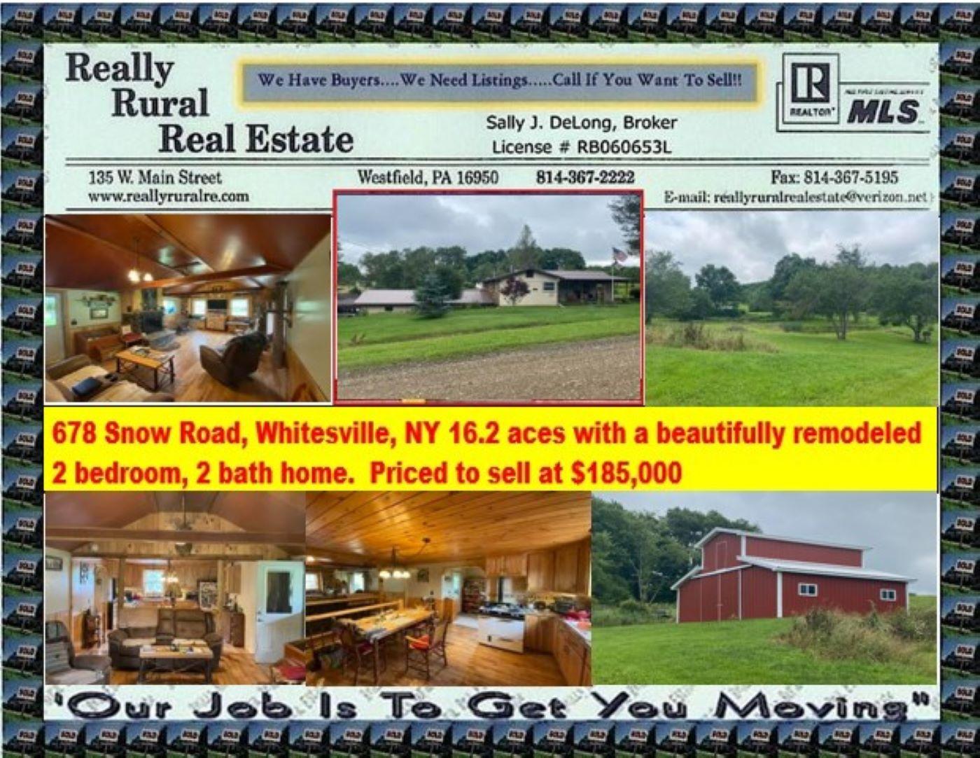 Really Rural