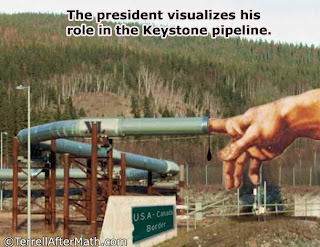 Obama's Keystone Pipeline