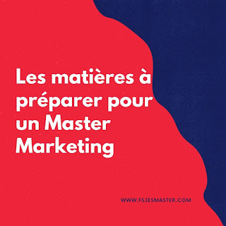 Comment préparer son master en Marketing?