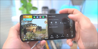 Samsung Galaxy M21 Gaming