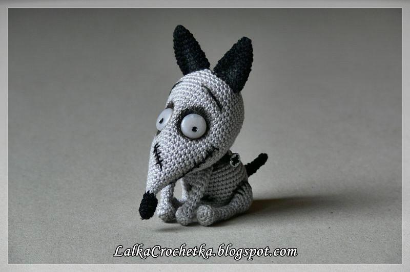 sparky the dog frankenweenie. lalka crochetka: sparky dog \u0027frankenweenie\u0027 piesek korek \u0027 frankenweenie\u0027 the frankenweenie