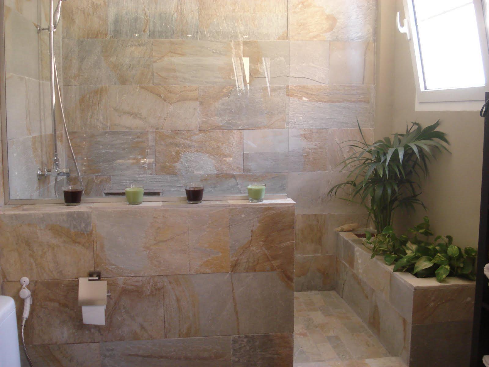 Tatiana doria las duchas for Duchas de obra leroy merlin