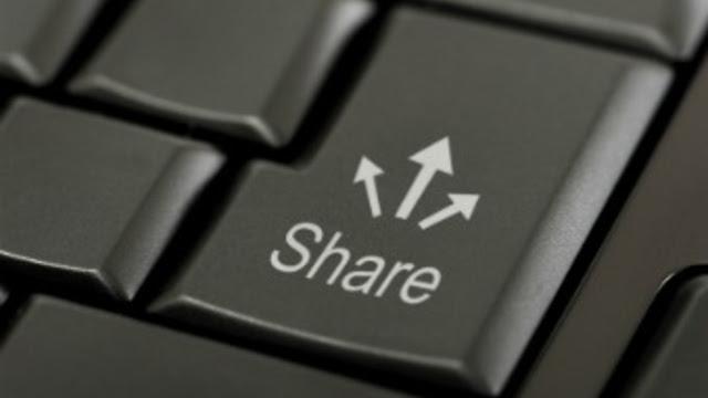 tombol share