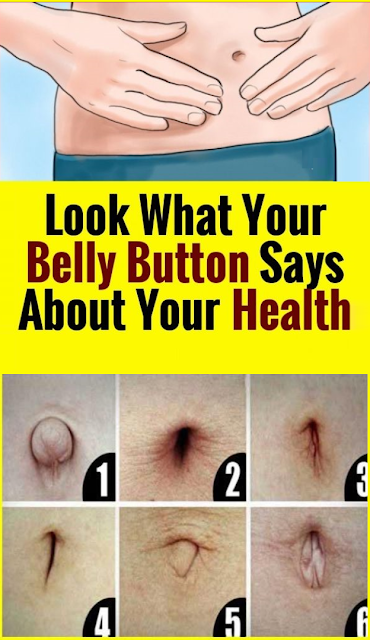 This Is What Your Belly Button Says About Your Health