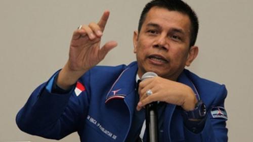 Partai Demokrat Desak Polisi Tuntaskan Surat Sumbangan Gubernur Sumbar: Terindikasi Korupsi