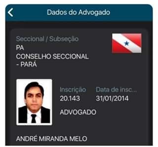 OAB de Santarém repudia agressão de advogado contra uma mulher