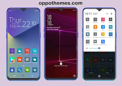 Windows Elegant Theme For Oppo & Realme Smartphone