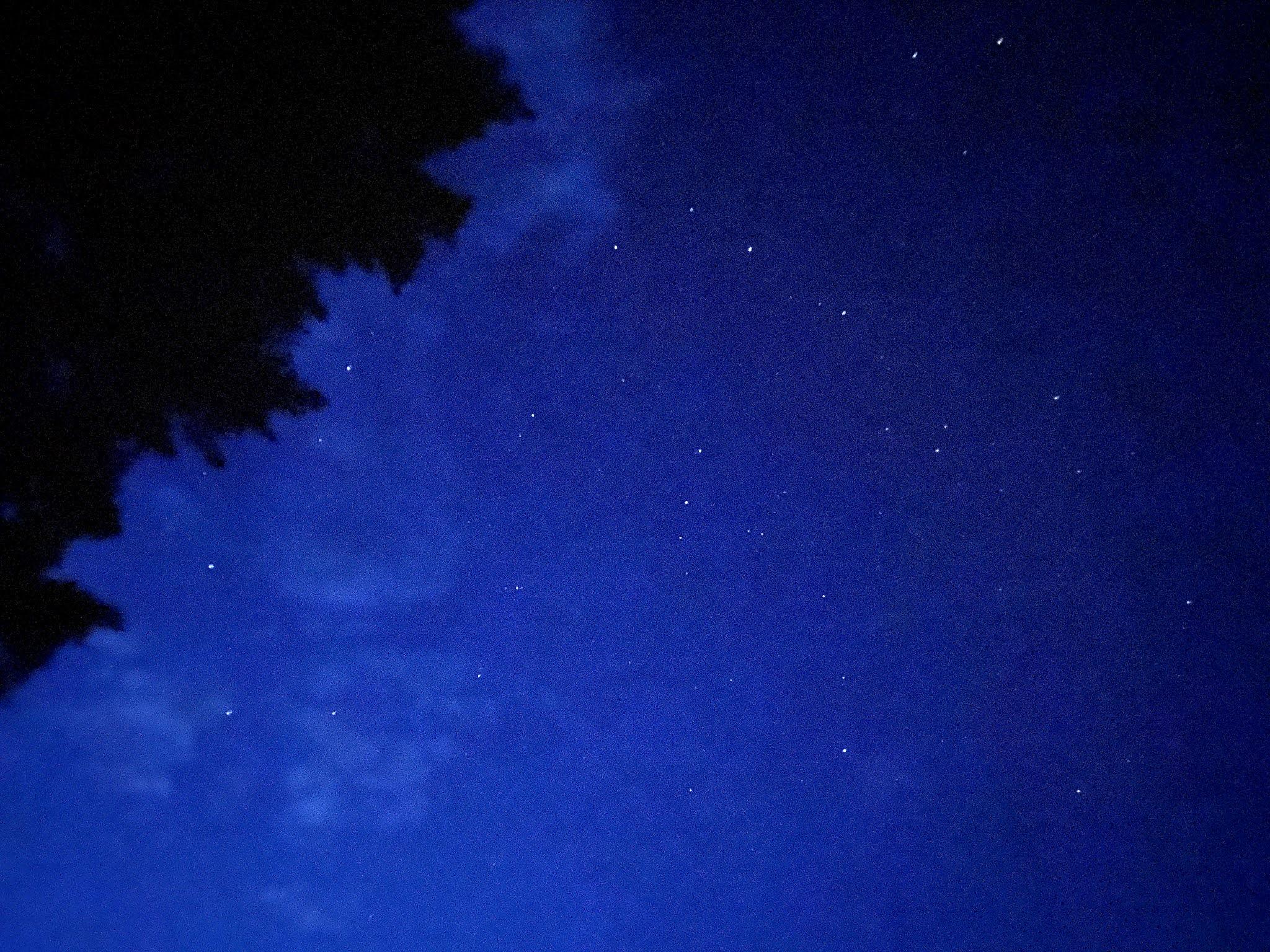 Night Sky in Big Sky, Montana | biblio-style.com