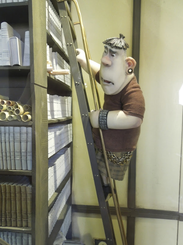 School bully Alvin ParaNorman puppet