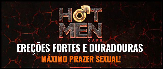 Hot Men Caps - Ereções Fortes e Duradouras - FOCCONET